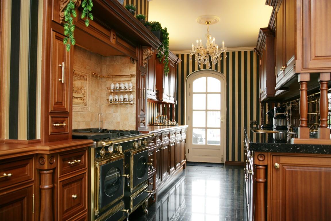 Klassieke keukens keuken - De klassieke keuken ...